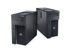 PC DELL Precision T1650 i7-3770 4GB 500GB W7P