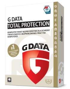 Program antywirusowy G DATA Total Protection